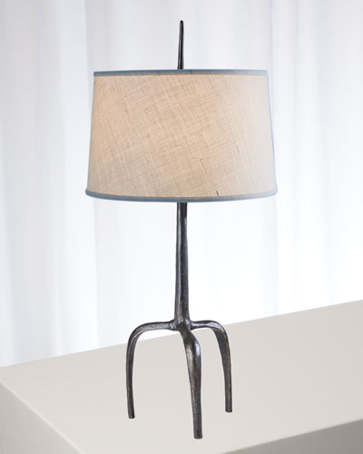 Riley Table Lamp - Bronze