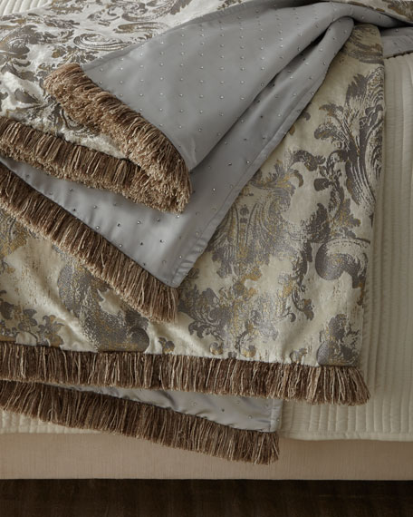 Isabella Collection Lyla Throw, 50