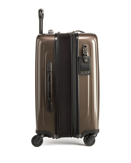 International Expandable 4-Wheel Carry-On Luggage