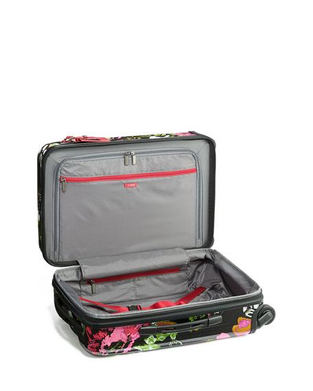 International Expandable 4-Wheel Carry-On Luggage