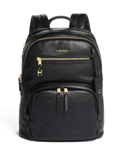 Hartford Leather Backpack