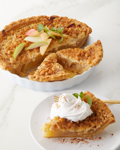 Lower Sugar Apple Pie