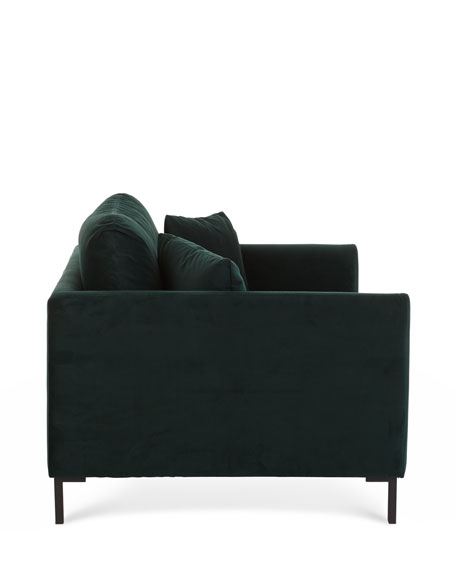 Dayton Velvet Chair