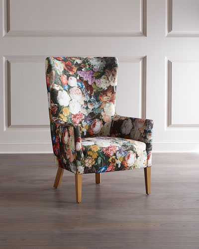 Flora Springs Wing Chair
