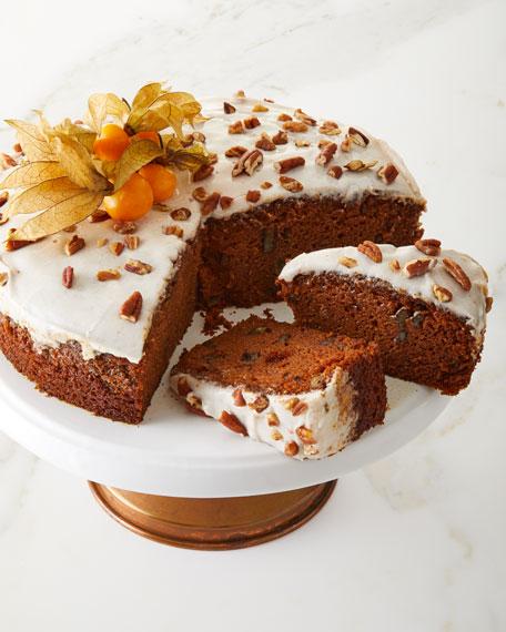 Pumpkin Spiced Rum Cake