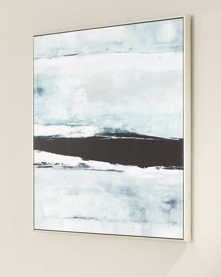 """Seaside"" Canvas Giclee by Carol Benson-Cobb"