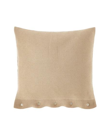 "Watterson Decorative Pillow, 20""Sq."