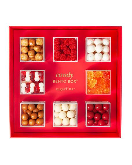Happy Holidays 8-Piece Bento Box