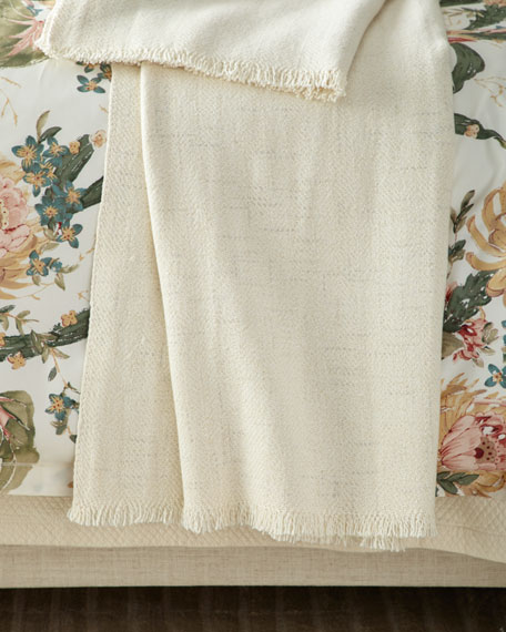 Ralph Lauren Home Ashington Throw Blanket, 54x72