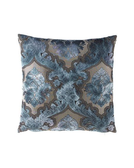 "Chloe Decorative Pillow, 22""Sq."
