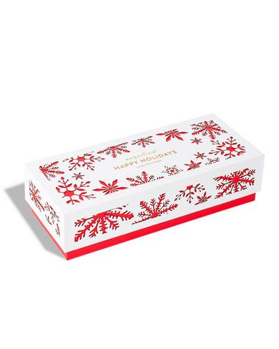 Happy Holidays 3-Piece Bento Box