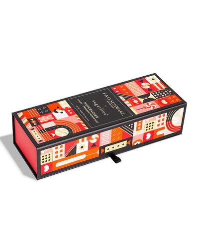 FAO Schwarz Nutcracker Candy + Ornament Bento Box