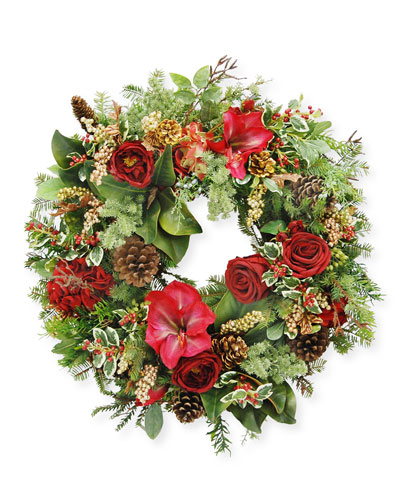 24 Mix Wreath