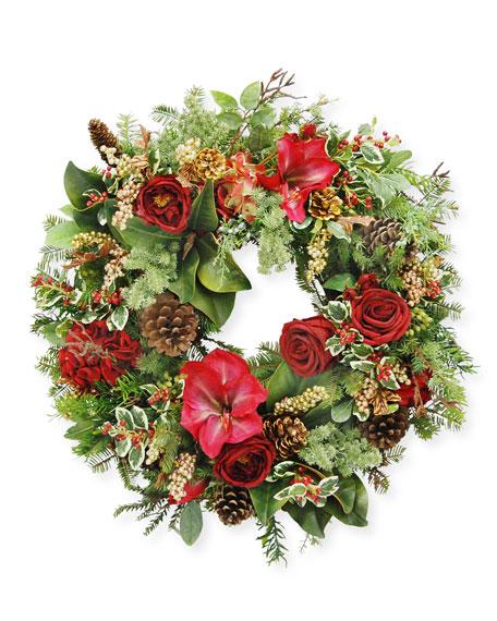 "24"" Mix Wreath"