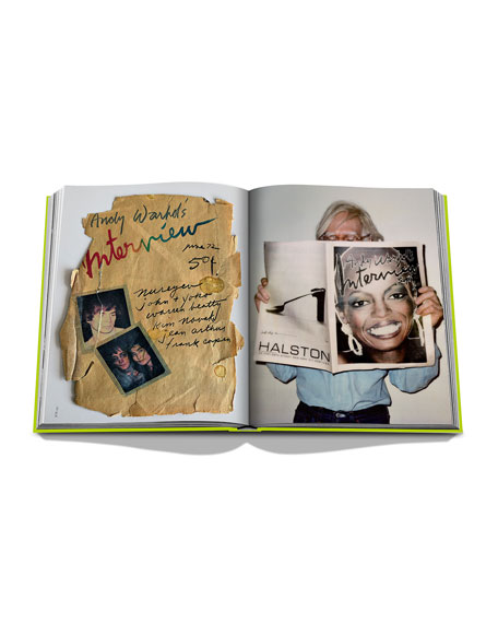 """""""Interview: 50 Years"""" Book by Bob Colacello"""