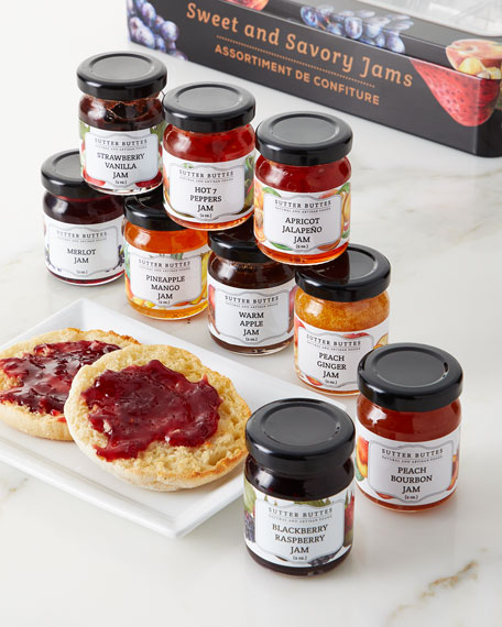Sutter Buttes Natural and Artisan Foods Jam Gift