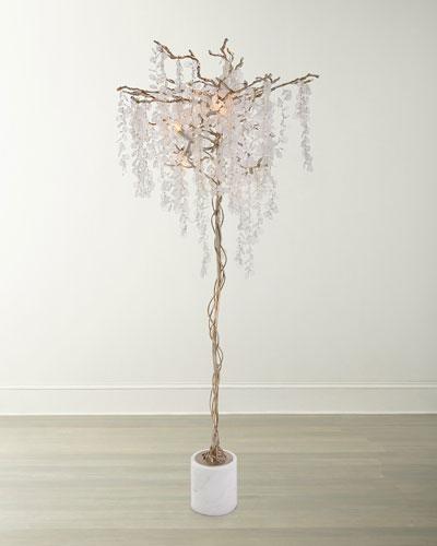Shiro Noda Illuminated Floor Lamp
