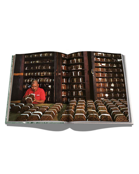 """""""Impossible Collection of Cigars"""" Book"""