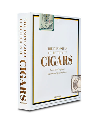 Impossible Collection of Cigars Book