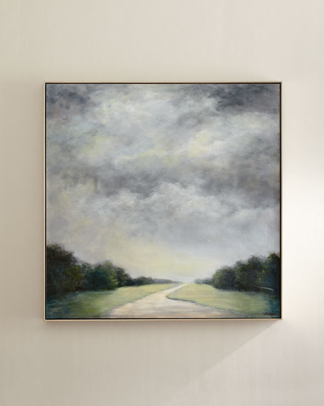 'On The Way' Wall Art by Lisa Seago