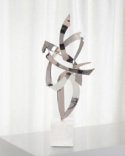 Ribbon Sculpture