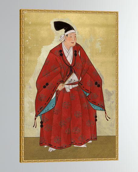 'Crimson Elder 1' Wall Art