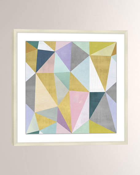 'Color Perspective 2' Wall Art