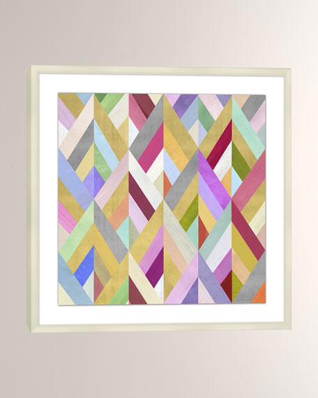 'Color Perspective 4' Wall Art