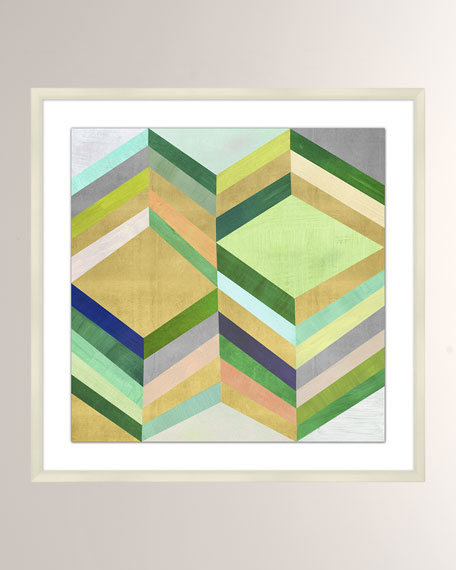 'Color Perspective 1' Wall Art