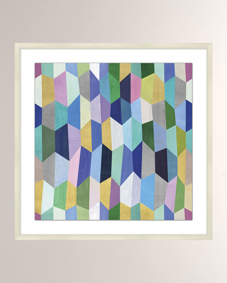 'Color Perspective 3' Wall Art
