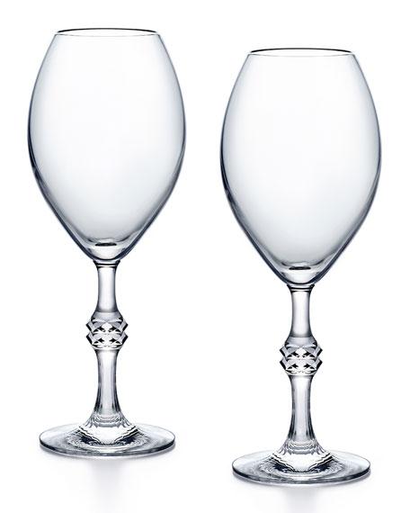 Baccarat JCB Passion Champagne Flutes, Set of 2