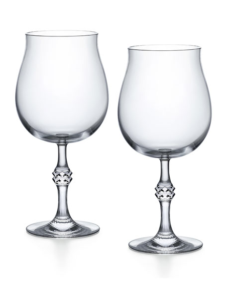 Baccarat JCB Passion Wine Glasses, Set of 2