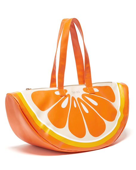 Super Chill Orange Cooler Bag