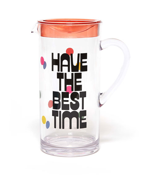 Party On Best Time Pitcher