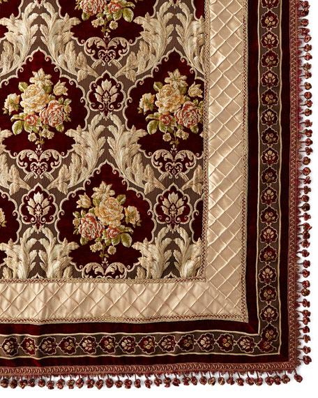 "Alias Square Tablecloth, 54"""