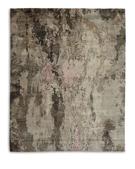 Yvonne Hand-Knotted Rug, 10' x 14'