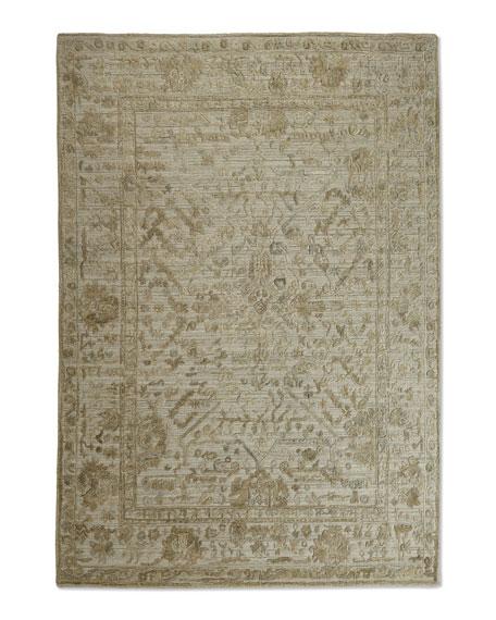 Rosser Hand Loomed Rug, 10' x 14'