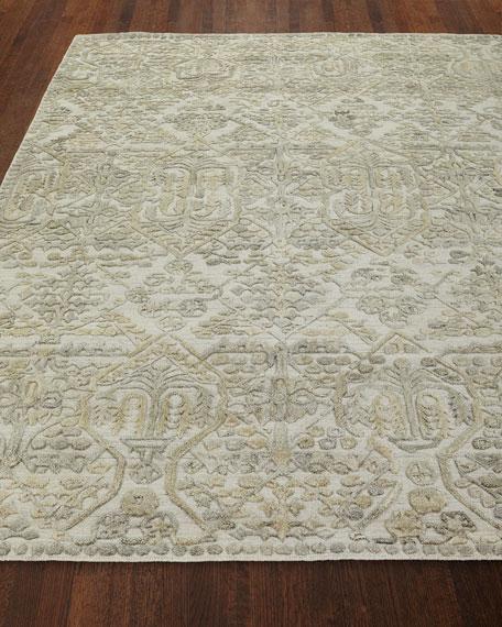 Demings Hand Loomed Rug, 8' x 10'