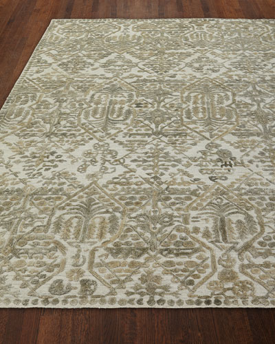Demings Hand Loomed Rug  8' x 10'