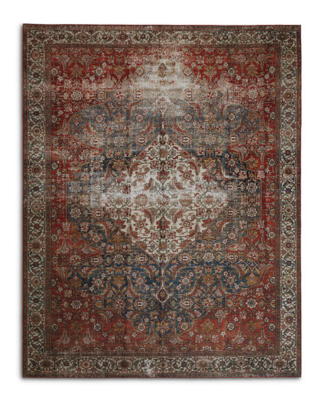 Lena Power-Loomed Runner, 3' x 10'