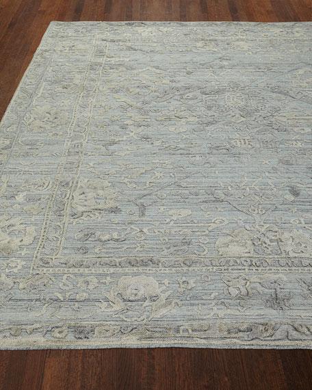 Boyce Hand Loomed Rug, 6' x 9'