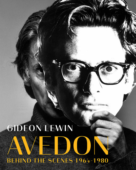 """""""Avedon - Behind the Scenes 1964-1980"""" Deluxe Edition Book"""