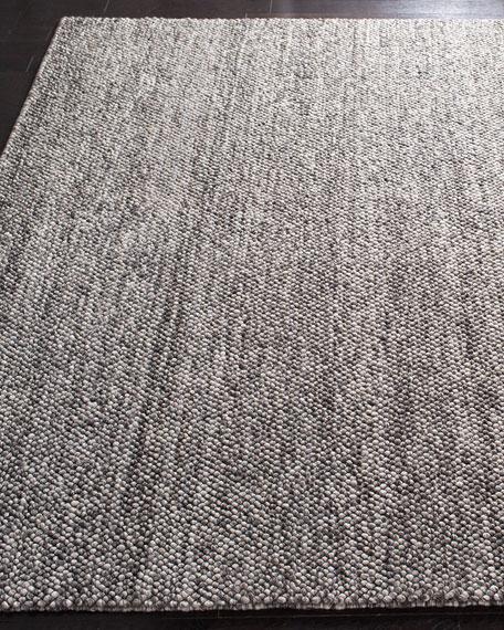 Carisbrooke Melange Hand-Woven Rug, 5' x 8'