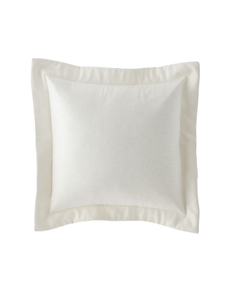 Liliana Solid European Sham