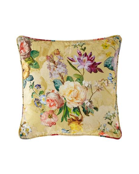 "Tatiana Decorative Pillow, 20""Sq."