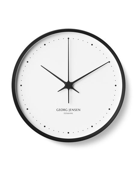 Georg Jensen Henning Koppel Clock, 12.8