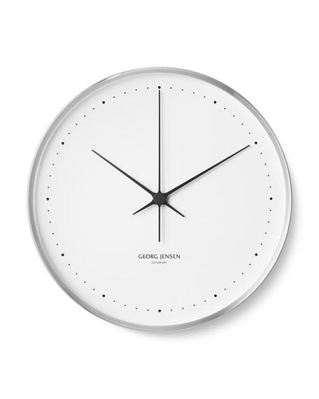 Georg Jensen Henning Koppel Clock, 16.8