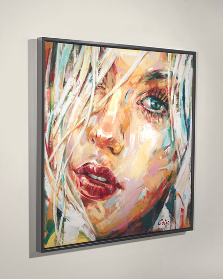 """Come Closer"" Giclee Wall Art by Colio"