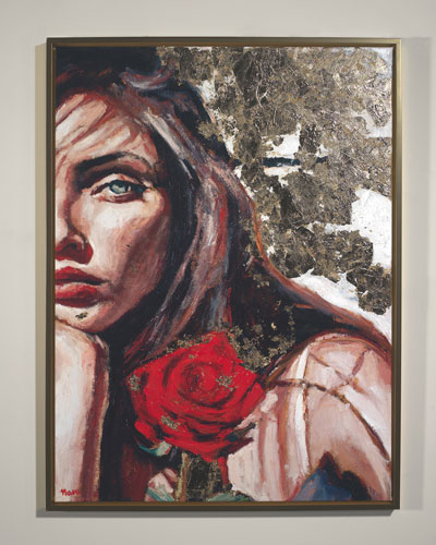The Heroine Giclee Wall Art by Nava Lundy