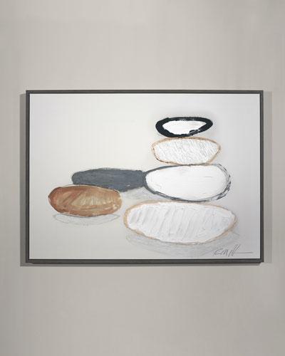 Pure Zen Giclee Wall Art by Robert Robinson